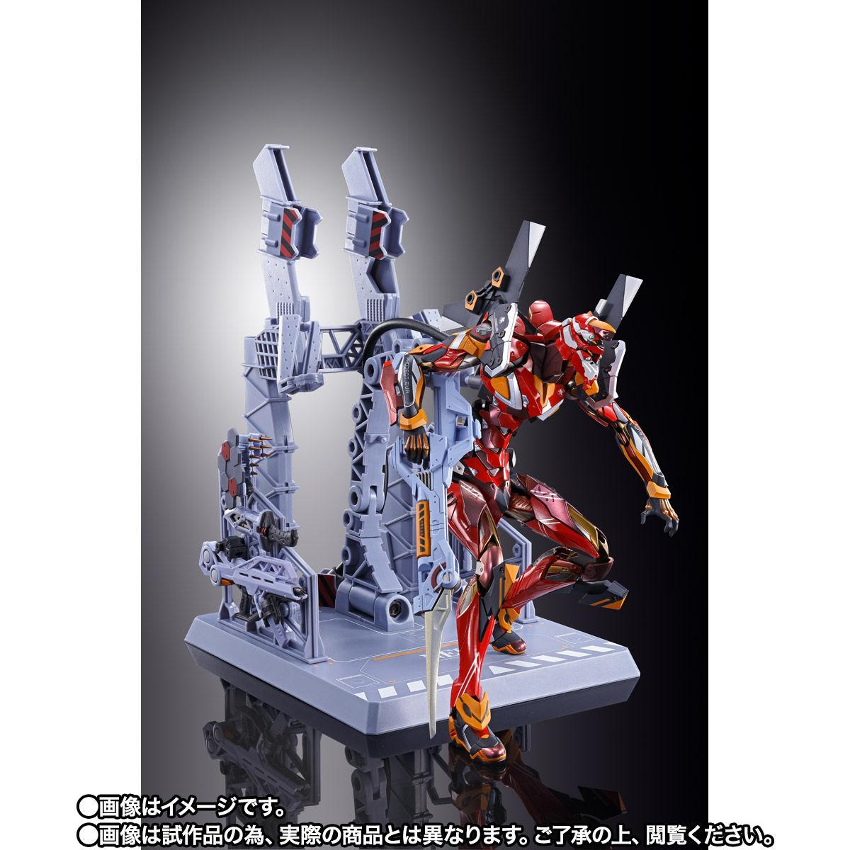 【限定販売】METAL BUILD『エヴァンゲリオン2機[EVA2020]』新世紀エヴァンゲリオン 可動フィギュア-008