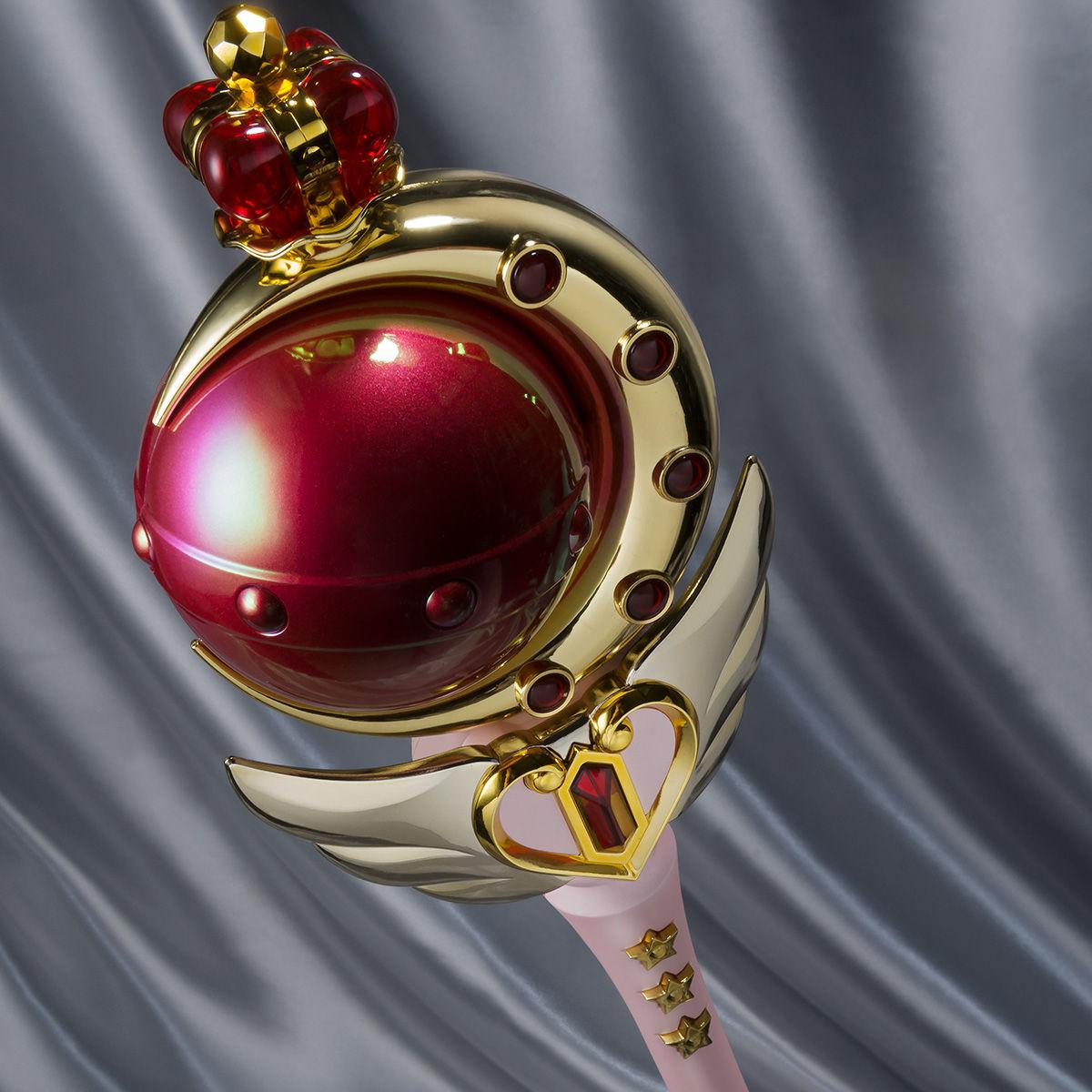 【限定販売】PROPLICA『キューティムーンロッド -Brilliant Color Edition-』美少女戦士セーラームーン 変身なりきり-001