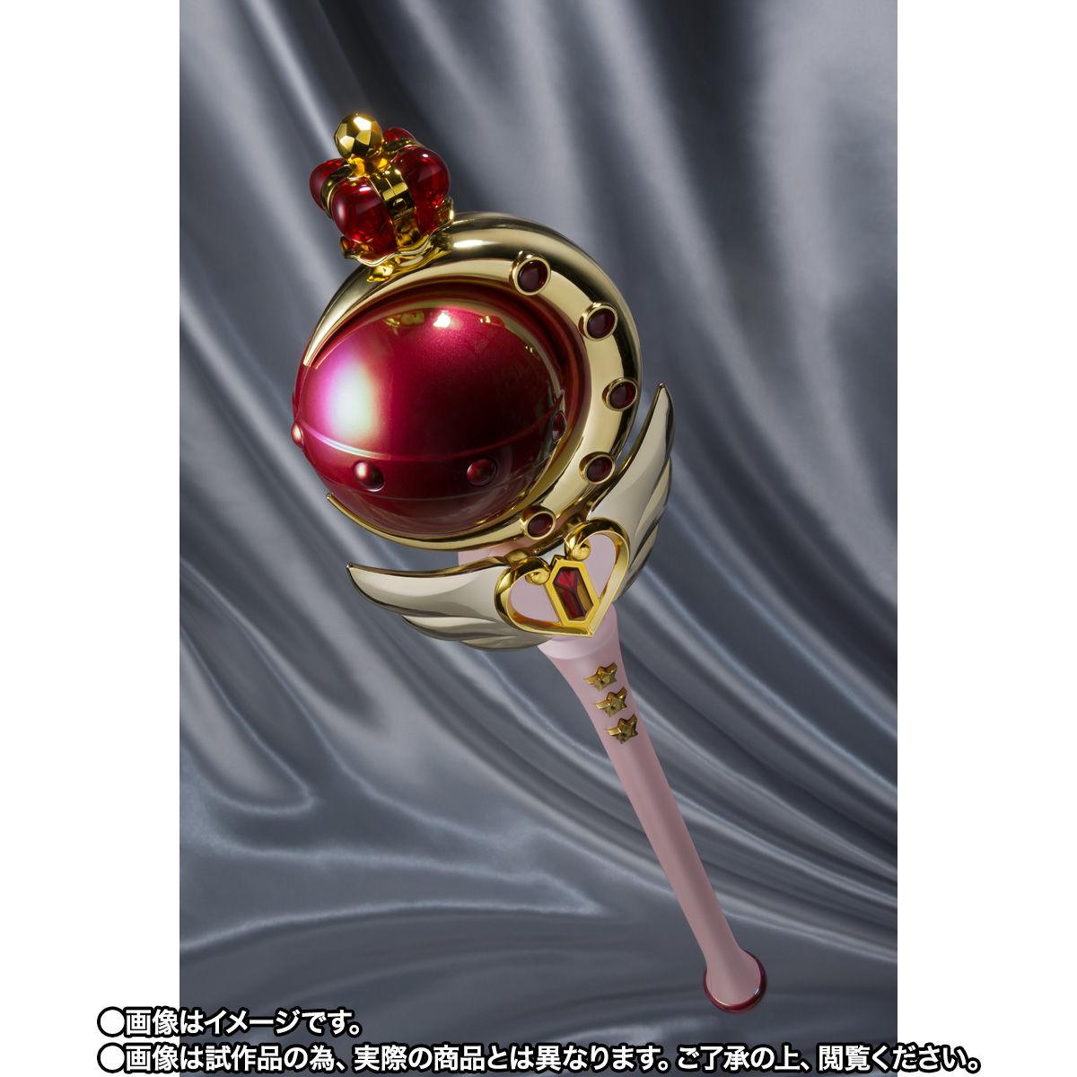【限定販売】PROPLICA『キューティムーンロッド -Brilliant Color Edition-』美少女戦士セーラームーン 変身なりきり-002