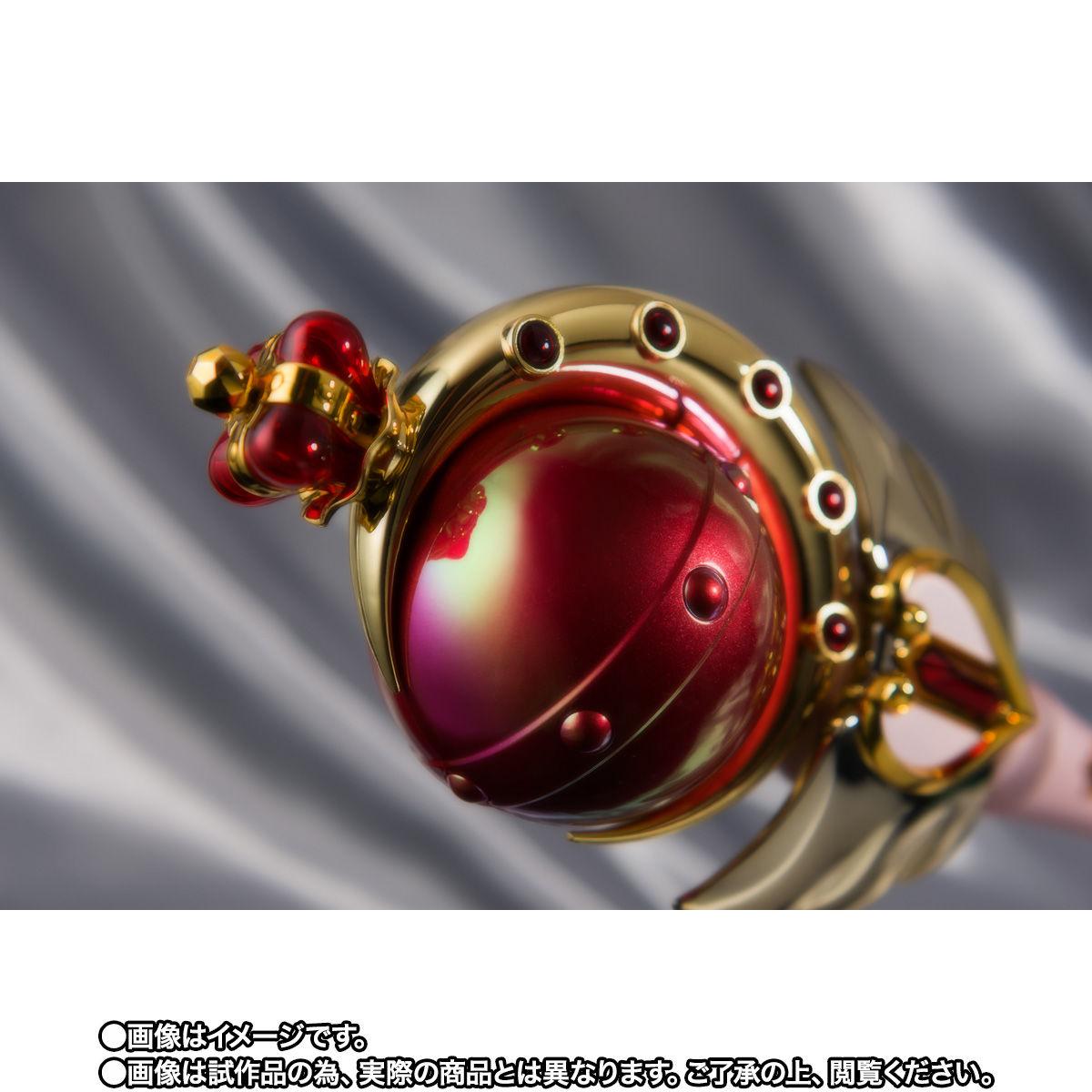 【限定販売】PROPLICA『キューティムーンロッド -Brilliant Color Edition-』美少女戦士セーラームーン 変身なりきり-006