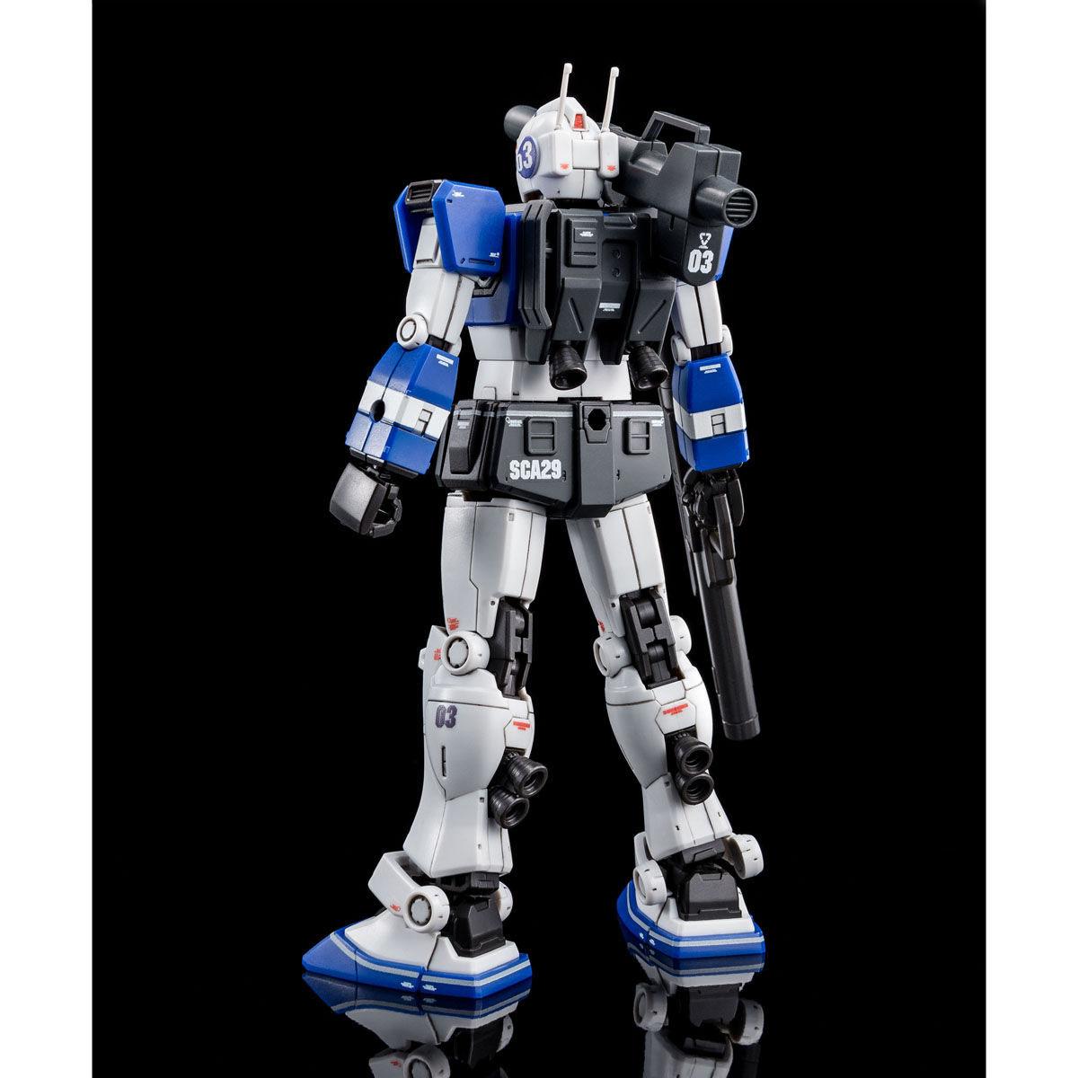 【限定販売】HG 1/144『ジム・キャノン(ロケット・バズーカ装備)』ガンダムTHE ORIGIN プラモデル-003