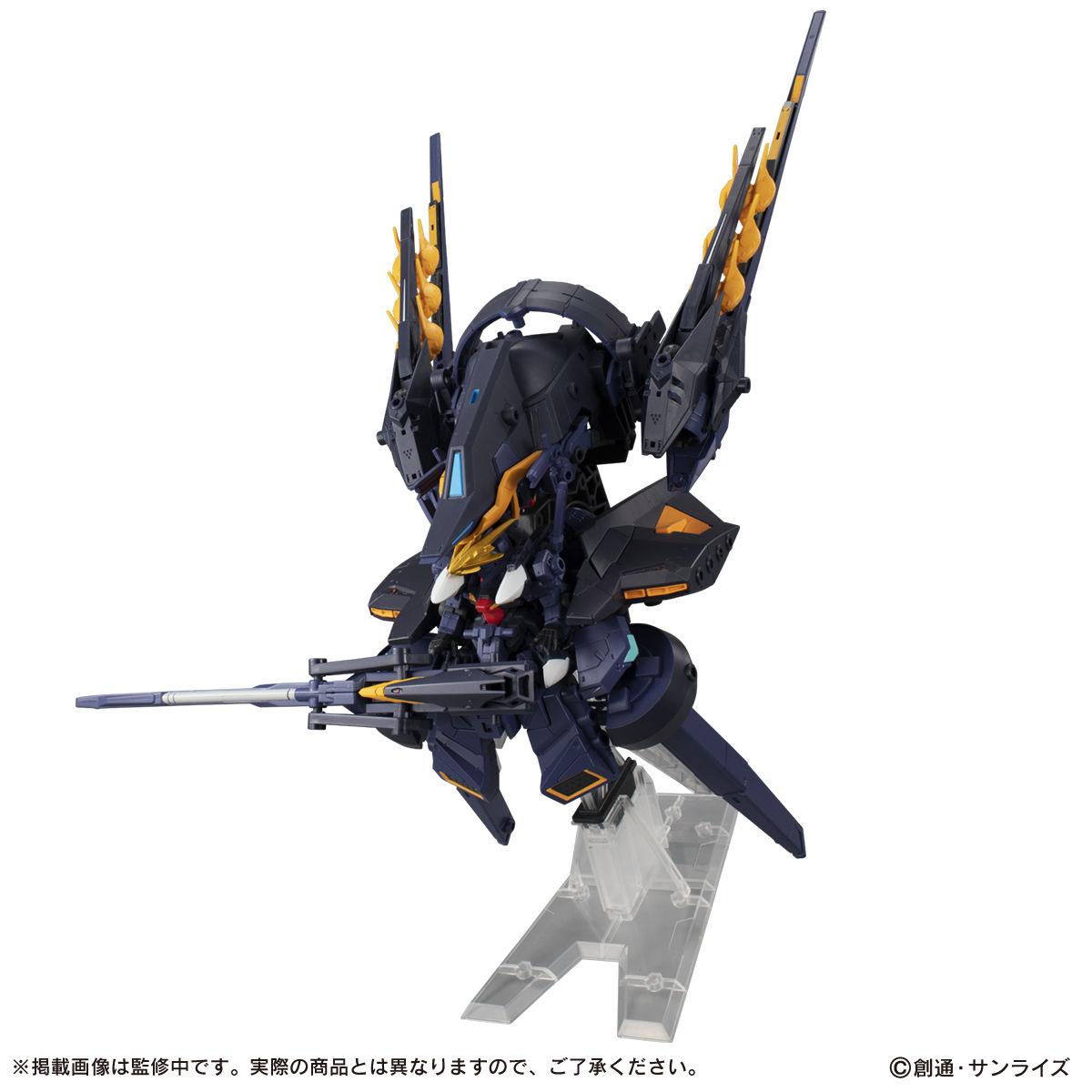 【限定販売】MOBILE SUIT ENSEMBLE『EX22 TR-6 インレ(ティターンズカラー)』デフォルメ可動フィギュア-003