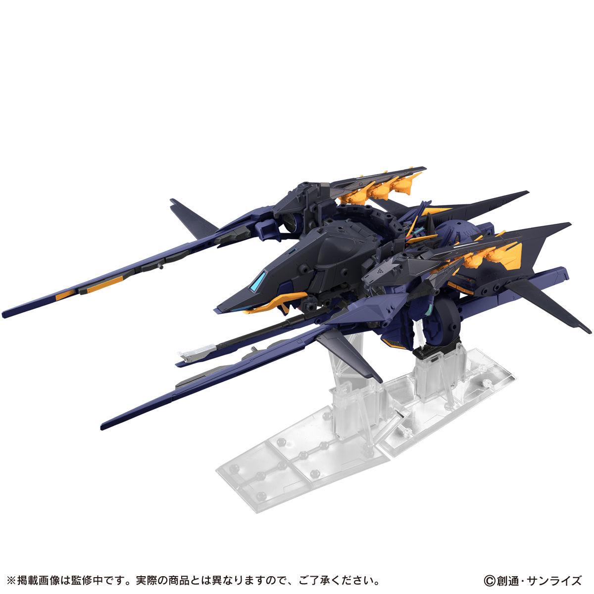 【限定販売】MOBILE SUIT ENSEMBLE『EX22 TR-6 インレ(ティターンズカラー)』デフォルメ可動フィギュア-005