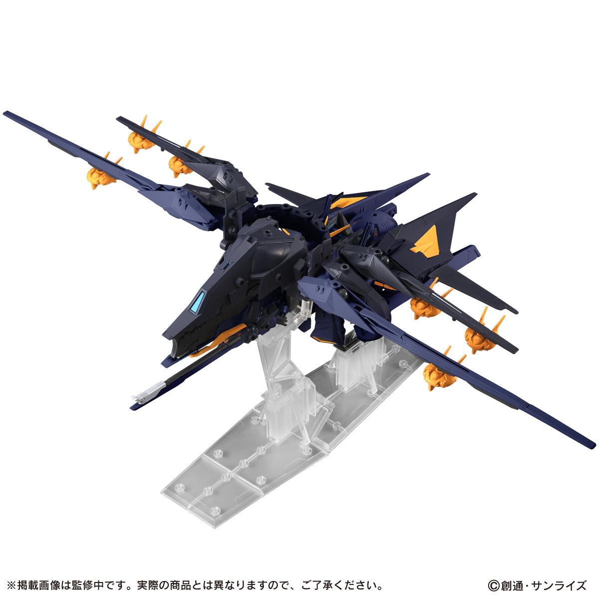 【限定販売】MOBILE SUIT ENSEMBLE『EX22 TR-6 インレ(ティターンズカラー)』デフォルメ可動フィギュア-006