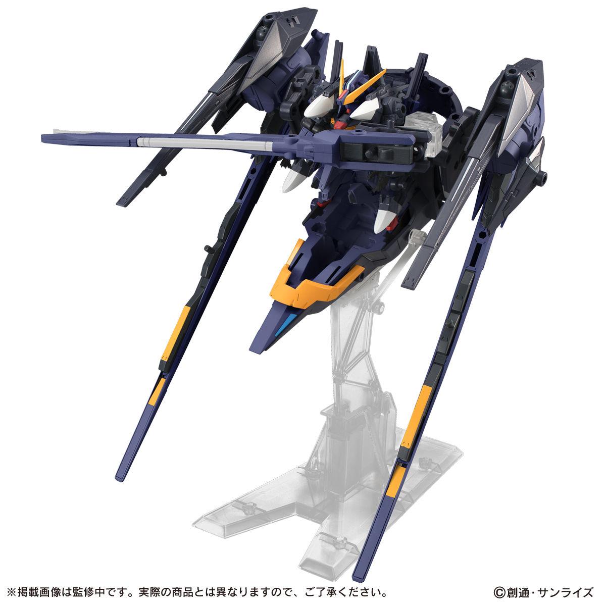【限定販売】MOBILE SUIT ENSEMBLE『EX22 TR-6 インレ(ティターンズカラー)』デフォルメ可動フィギュア-007