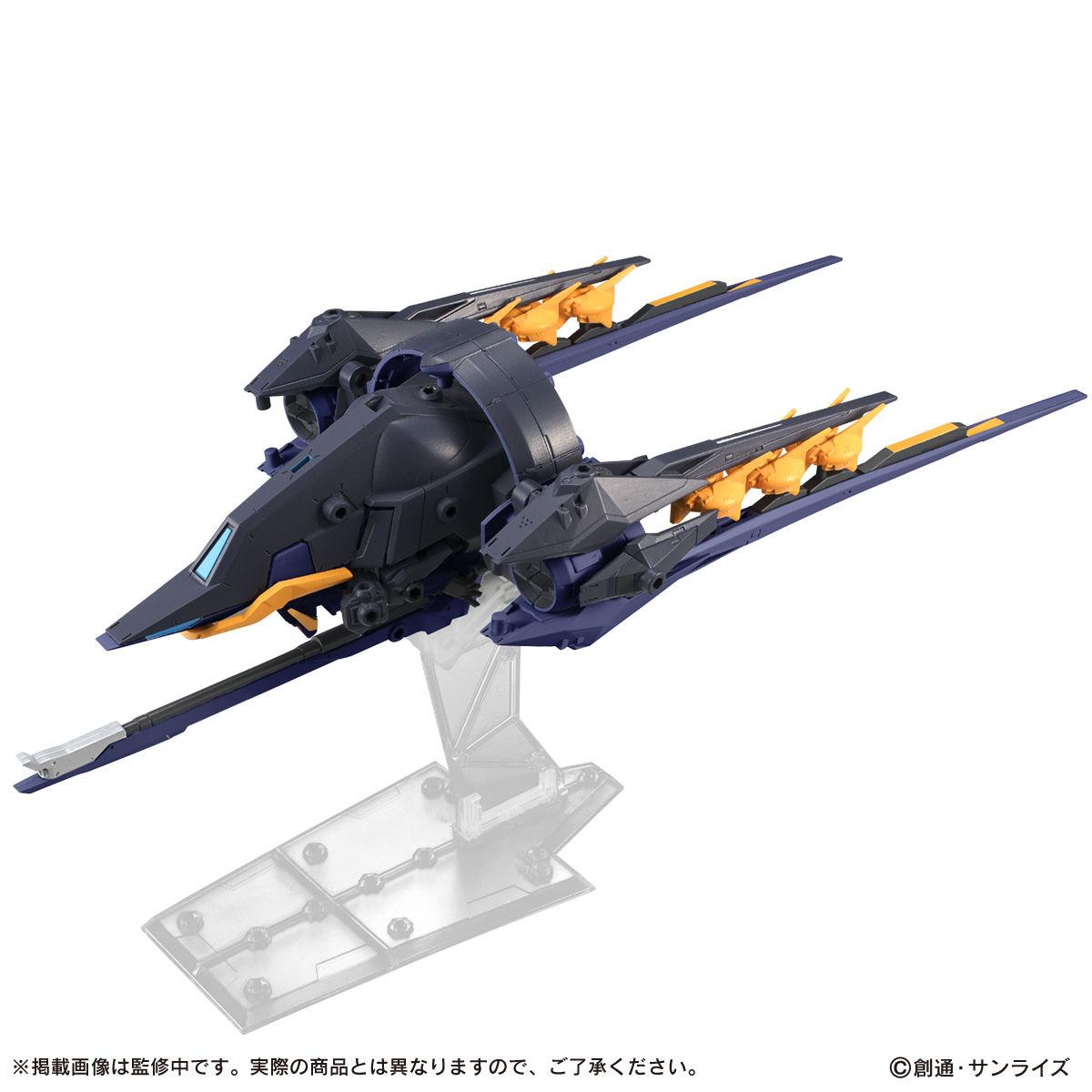 【限定販売】MOBILE SUIT ENSEMBLE『EX22 TR-6 インレ(ティターンズカラー)』デフォルメ可動フィギュア-008