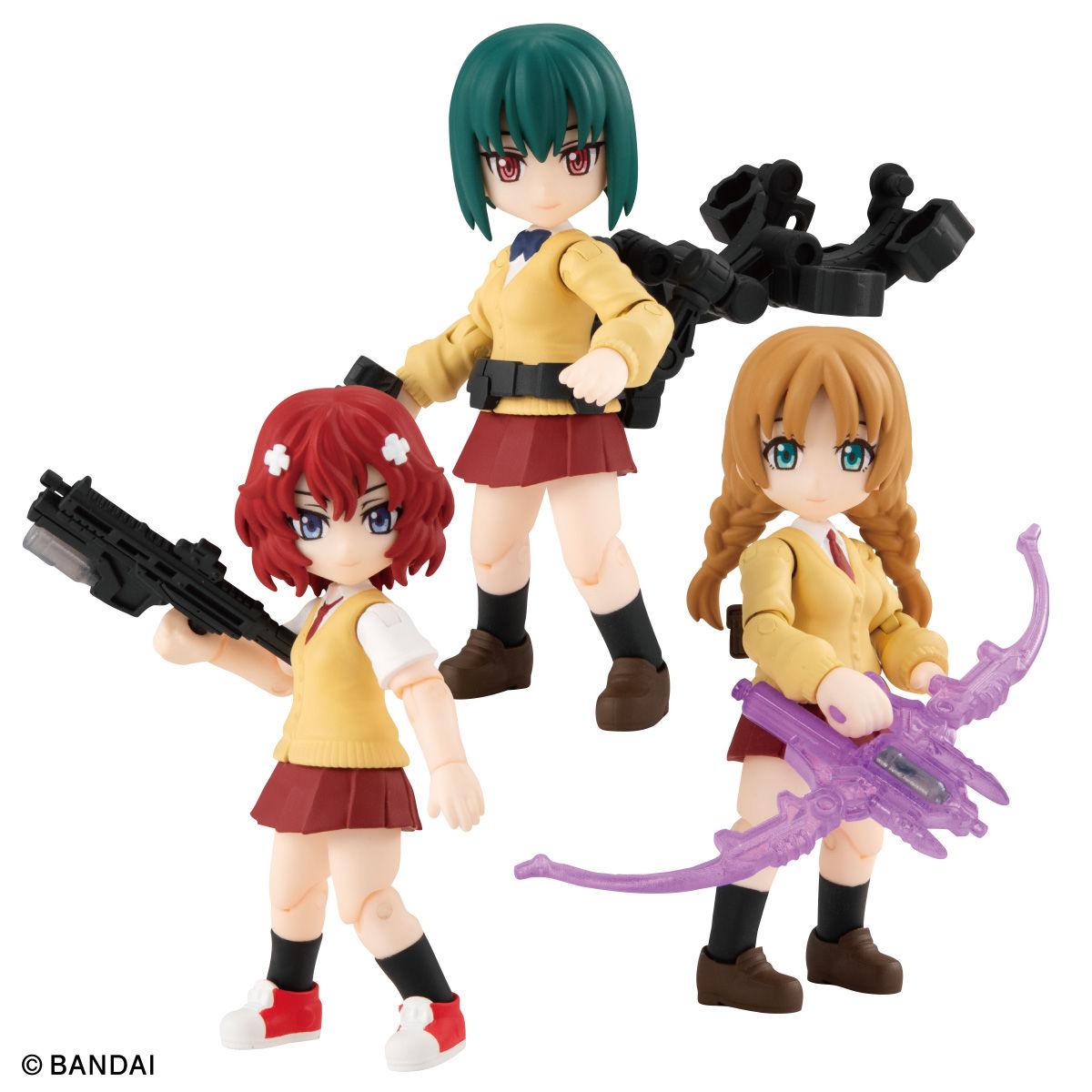 ガシャポン『AQUA SHOOTERS!05』10個入りBOX-002