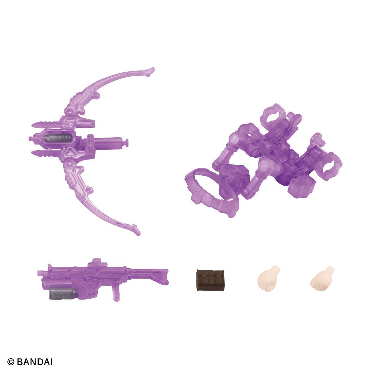 ガシャポン『AQUA SHOOTERS!05』10個入りBOX-007