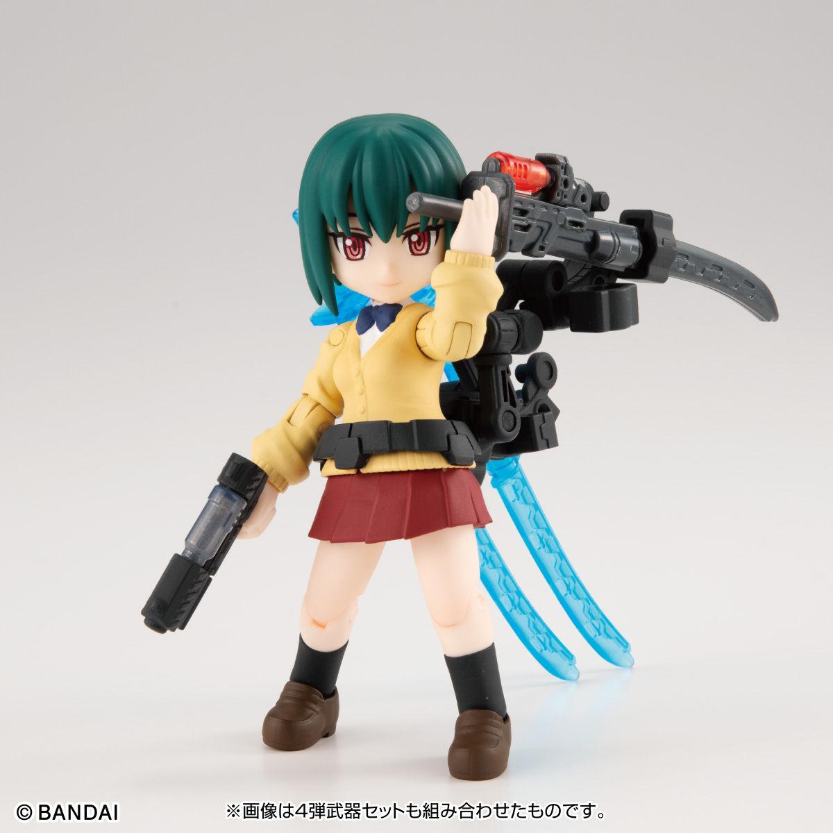ガシャポン『AQUA SHOOTERS!05』10個入りBOX-008