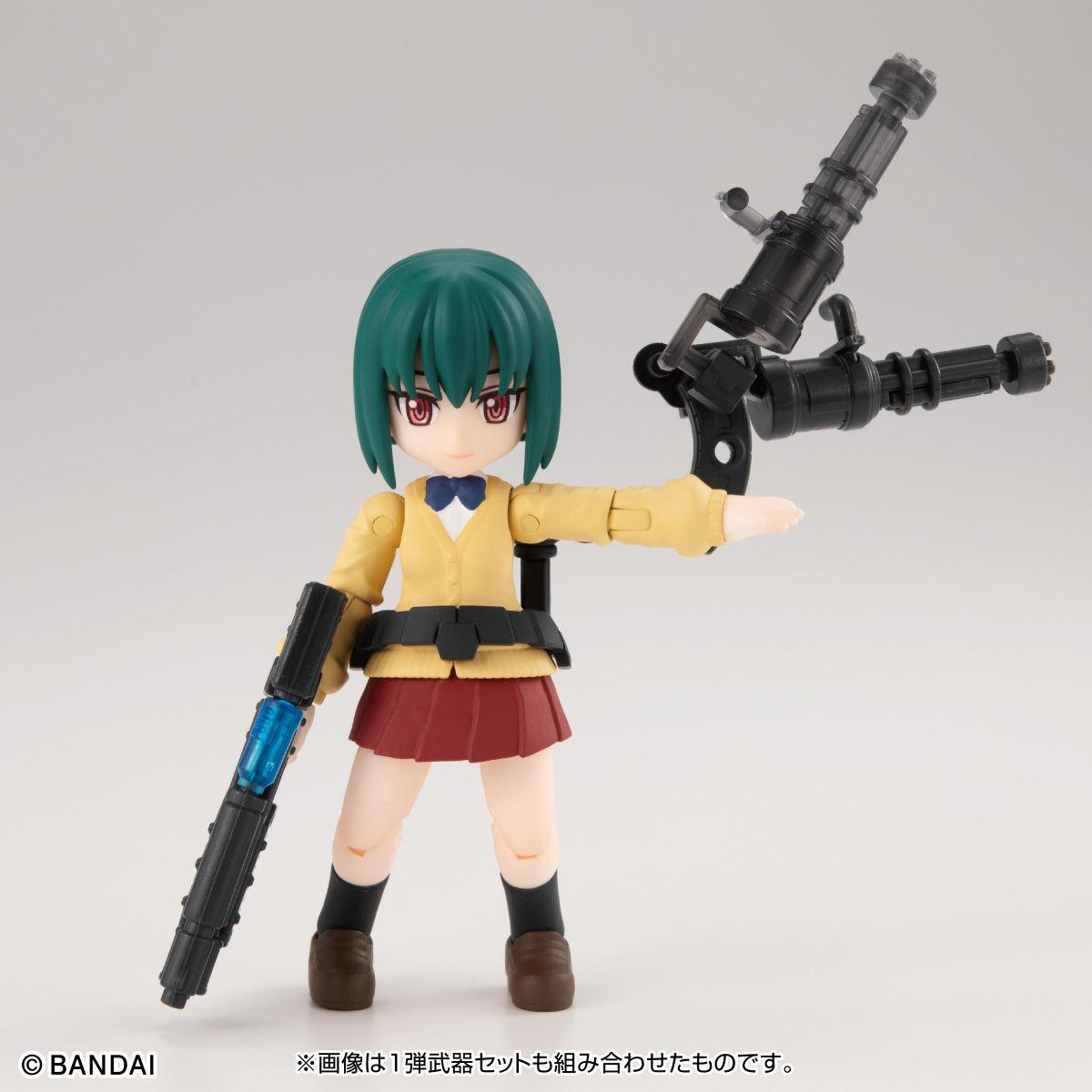 ガシャポン『AQUA SHOOTERS!05』10個入りBOX-009