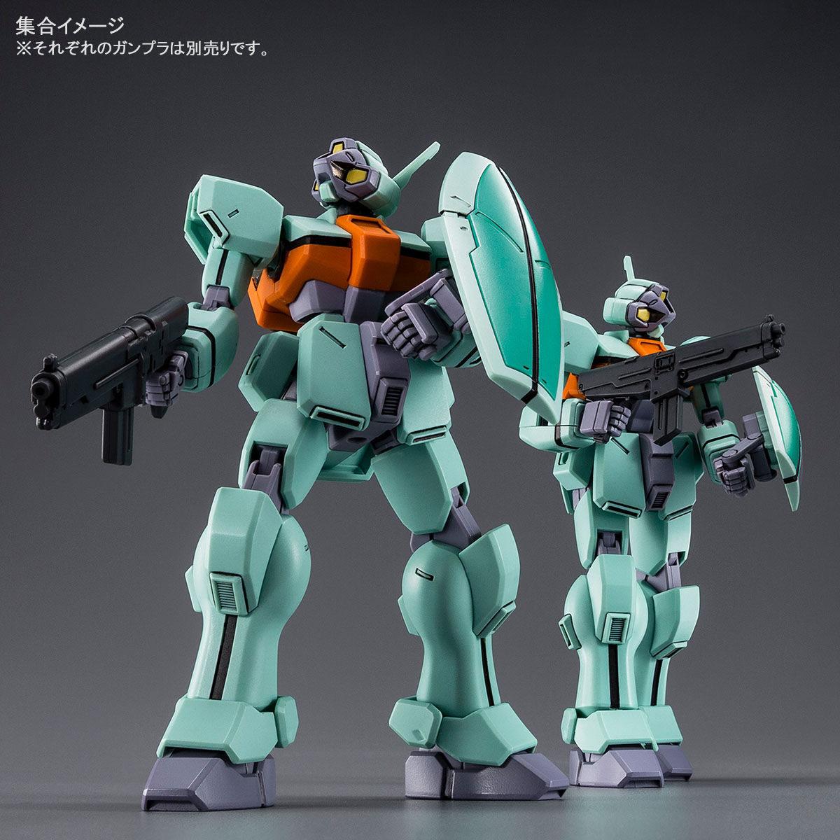 【限定販売】HG 1/144『ドートレス』ガンダムX プラモデル-007