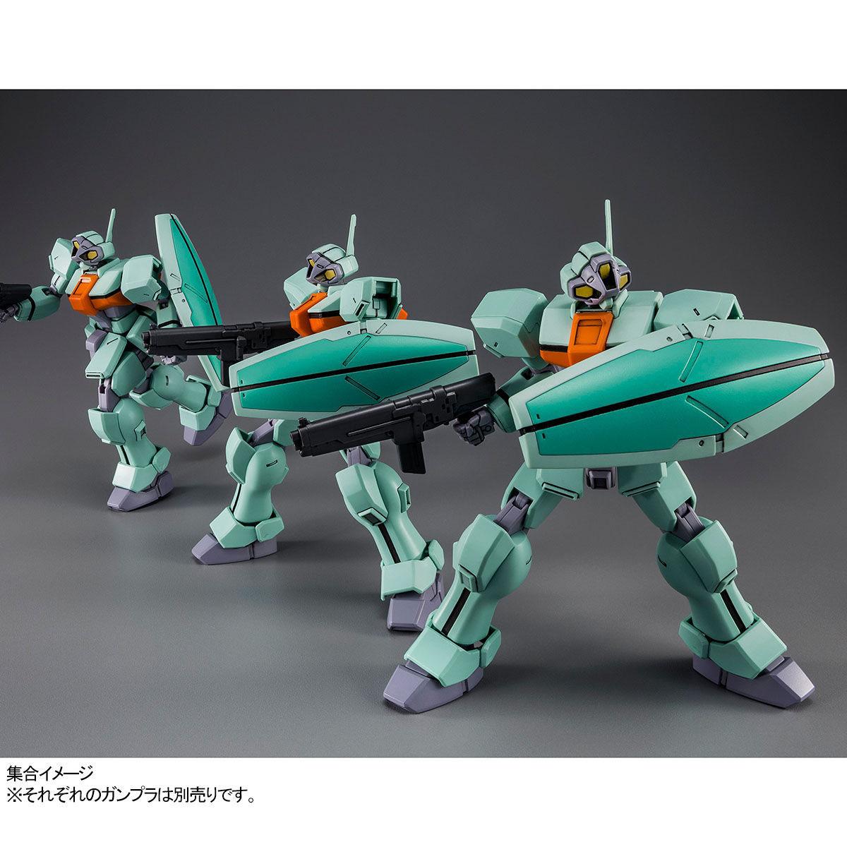 【限定販売】HG 1/144『ドートレス』ガンダムX プラモデル-008