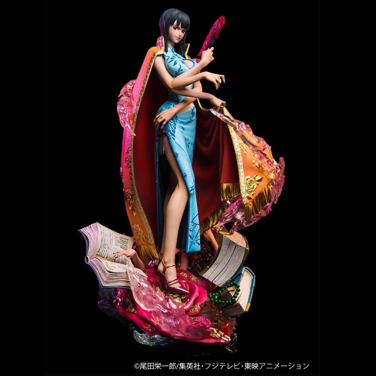ワンピース ログコレクション 大型スタチューシリーズ『ニコ・ロビン』完成品フィギュア-003