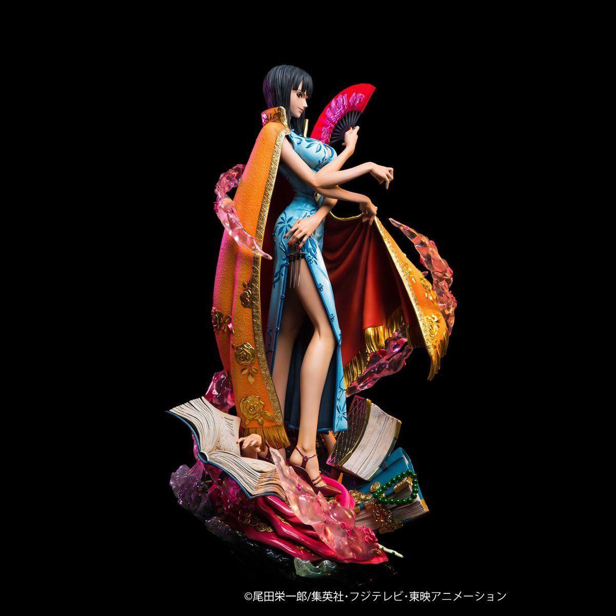 ワンピース ログコレクション 大型スタチューシリーズ『ニコ・ロビン』完成品フィギュア-005