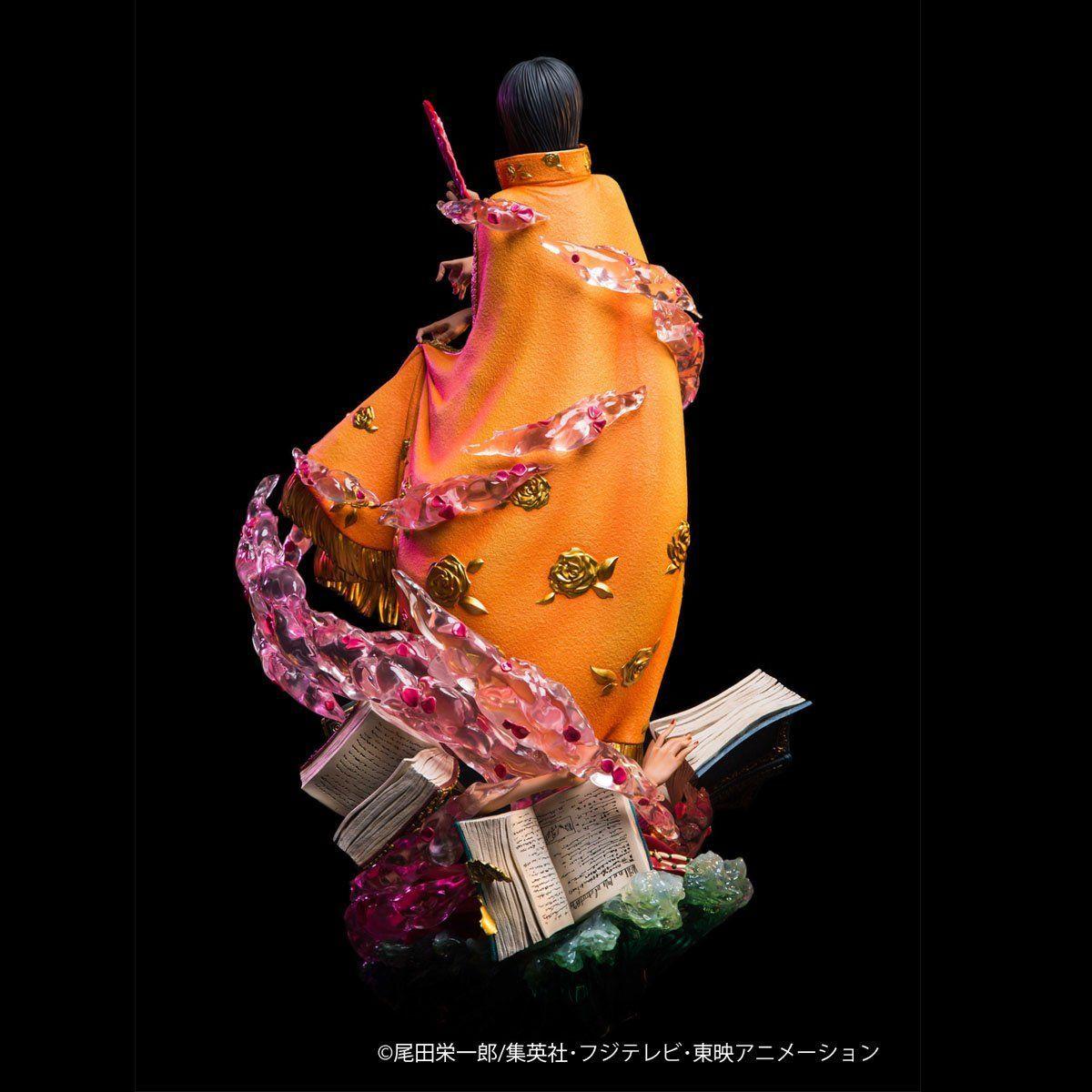 ワンピース ログコレクション 大型スタチューシリーズ『ニコ・ロビン』完成品フィギュア-006