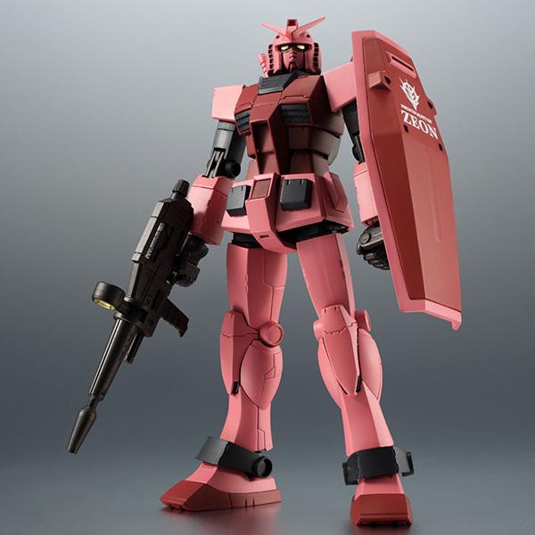 【限定販売】ROBOT魂〈SIDE MS〉『RX-78/C.A キャスバル専用ガンダム ver. A.N.I.M.E.』ギレンの野望 可動フィギュア