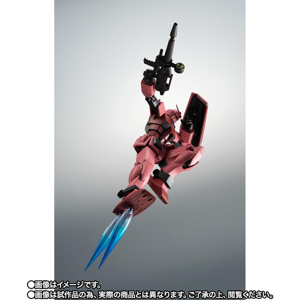 【限定販売】ROBOT魂〈SIDE MS〉『RX-78/C.A キャスバル専用ガンダム ver. A.N.I.M.E.』ギレンの野望 可動フィギュア-005