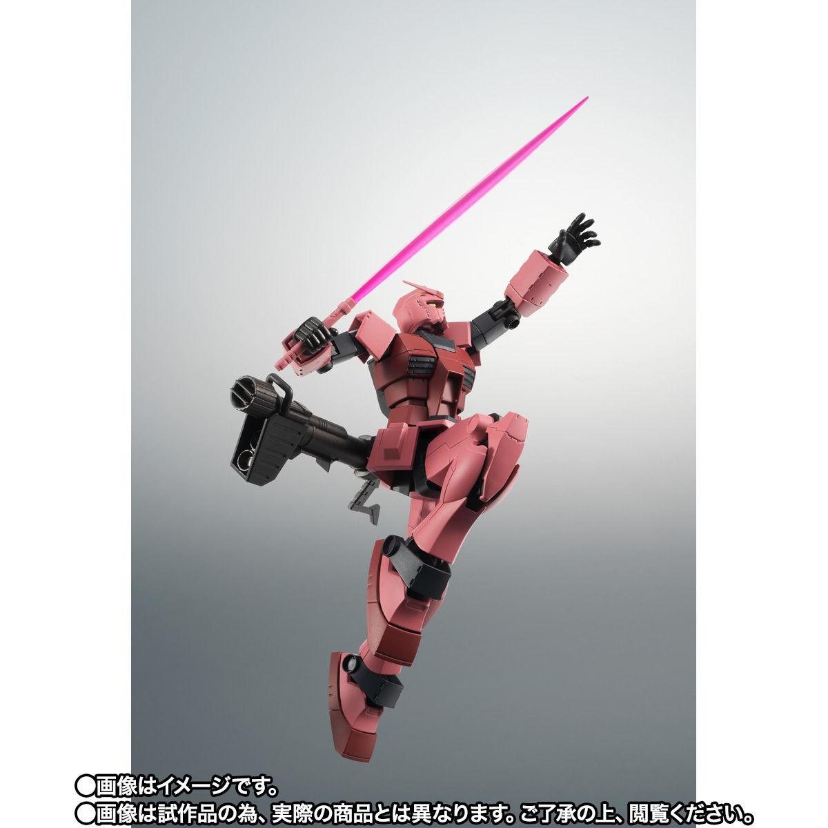 【限定販売】ROBOT魂〈SIDE MS〉『RX-78/C.A キャスバル専用ガンダム ver. A.N.I.M.E.』ギレンの野望 可動フィギュア-009