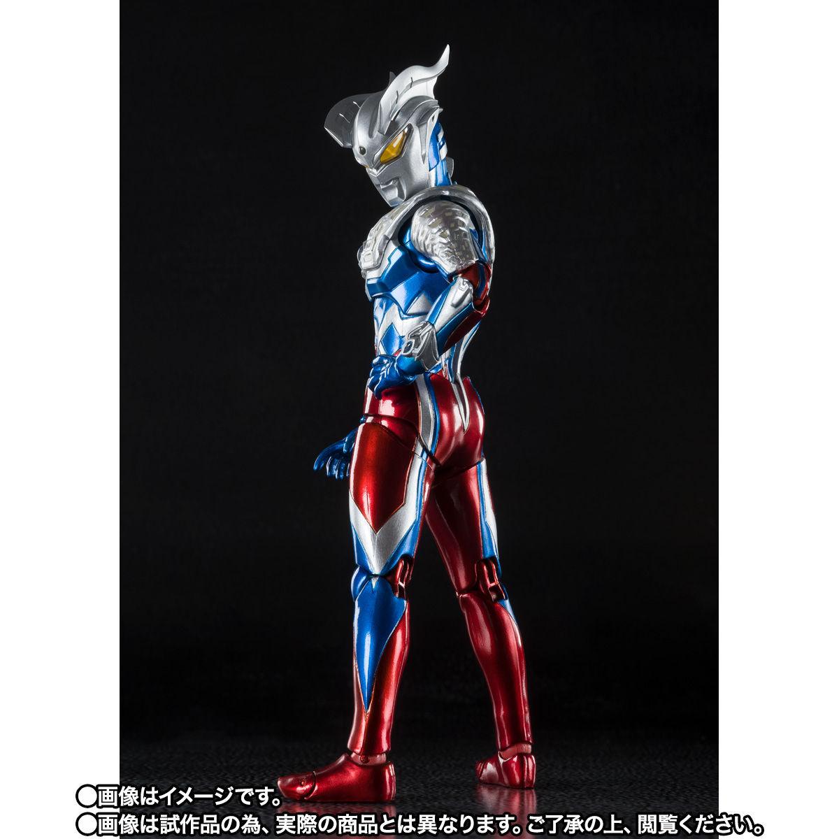 【限定販売】S.H.Figuarts『ウルトラマンゼロ 10周年 Special Color Ver.』可動フィギュア-006