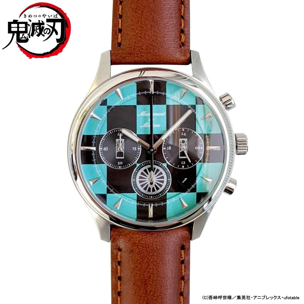 【限定販売】鬼滅の刃『TiCTACコラボレーションデザインウォッチ』腕時計-002