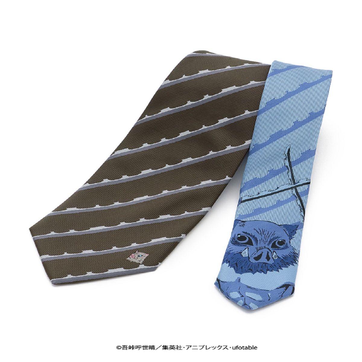鬼滅の刃『鬼滅の刃 ネクタイ』グッズ-005