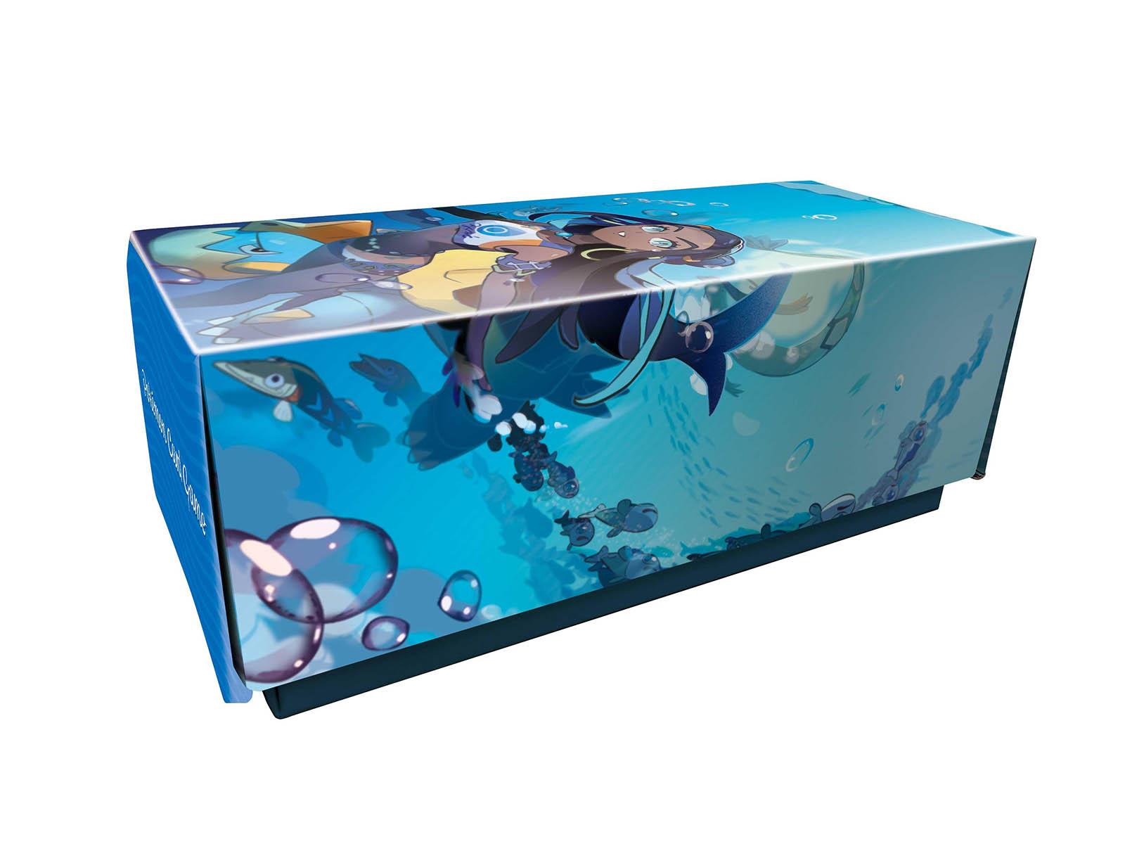 ポケモンカードゲーム ソード&シールド『ハイクラスパック シャイニースターV ルリナセット』10パック入りBOX-004