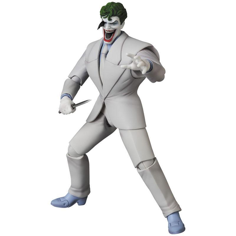 マフェックス MAFEX No.124『ジョーカー/JOKER(The Dark Knight Returns)』可動フィギュア-007