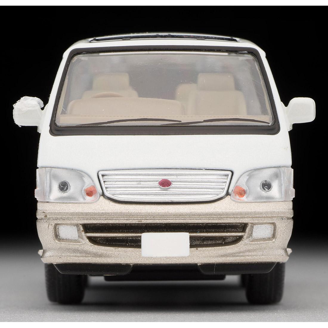 トミカリミテッド ヴィンテージ ネオ TLV-NEO『LV-N216a ハイエースワゴン リビングサルーン EX(白/ベージュ)』1/64 ミニカー-003