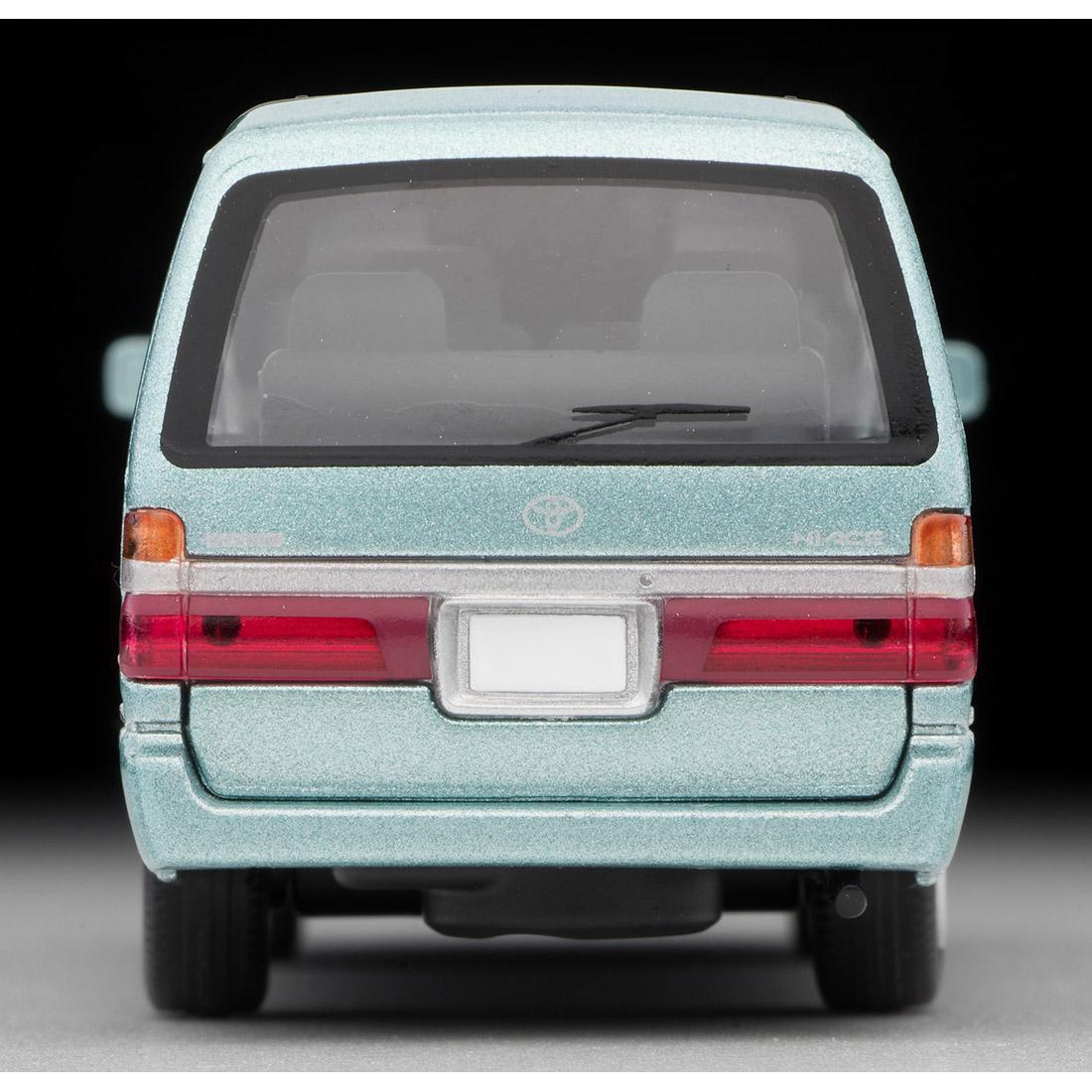 トミカリミテッド ヴィンテージ ネオ TLV-NEO『LV-N216a ハイエースワゴン リビングサルーン EX(白/ベージュ)』1/64 ミニカー-012