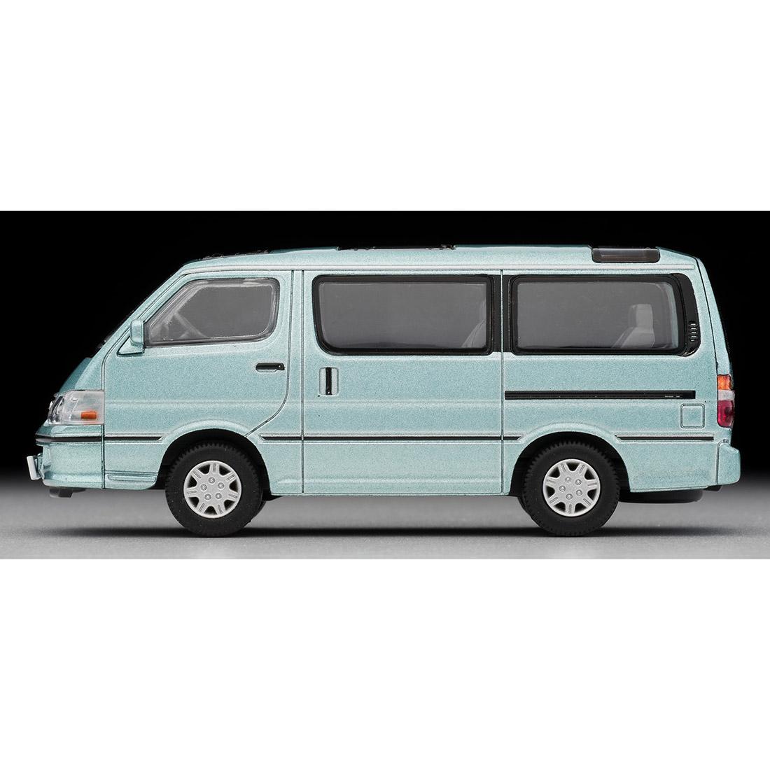 トミカリミテッド ヴィンテージ ネオ TLV-NEO『LV-N216a ハイエースワゴン リビングサルーン EX(白/ベージュ)』1/64 ミニカー-013