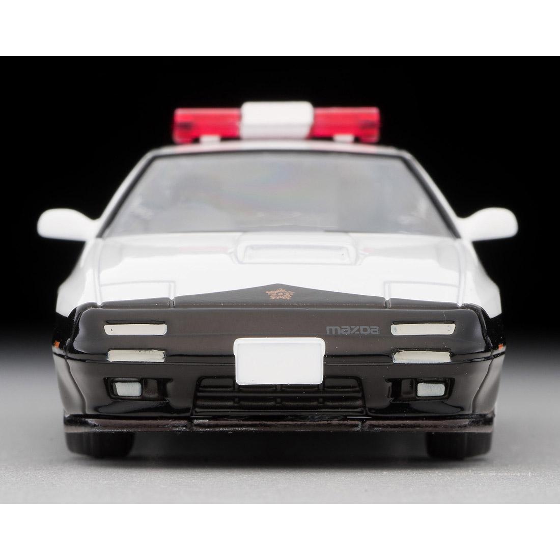 トミカリミテッドヴィンテージ ネオ『LV-N214a マツダ サバンナRX-7 パトカー(警視庁)』ミニカー-003