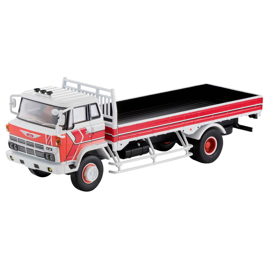 トミカリミテッド ヴィンテージ ネオ TLV-NEO『LV-N44d 日野KB324型トラック(赤/白)』ミニカー-001