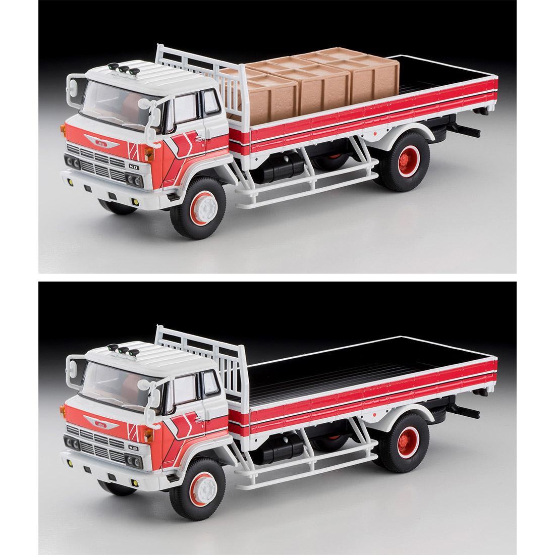 トミカリミテッド ヴィンテージ ネオ TLV-NEO『LV-N44d 日野KB324型トラック(赤/白)』ミニカー-002