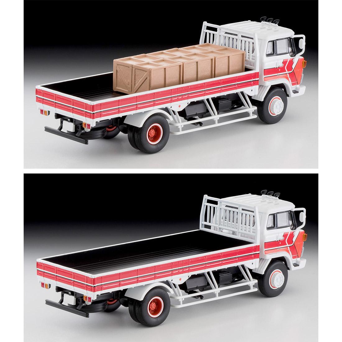 トミカリミテッド ヴィンテージ ネオ TLV-NEO『LV-N44d 日野KB324型トラック(赤/白)』ミニカー-003