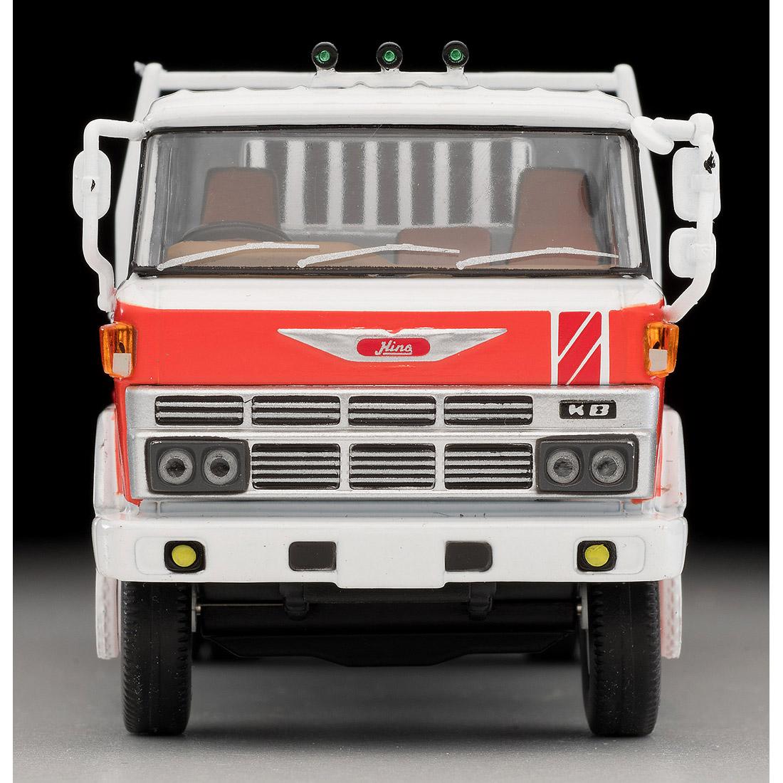 トミカリミテッド ヴィンテージ ネオ TLV-NEO『LV-N44d 日野KB324型トラック(赤/白)』ミニカー-004