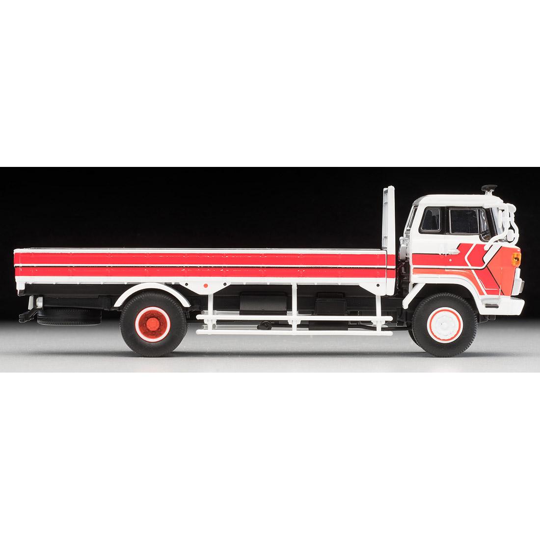 トミカリミテッド ヴィンテージ ネオ TLV-NEO『LV-N44d 日野KB324型トラック(赤/白)』ミニカー-007