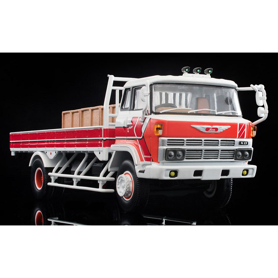 トミカリミテッド ヴィンテージ ネオ TLV-NEO『LV-N44d 日野KB324型トラック(赤/白)』ミニカー-008