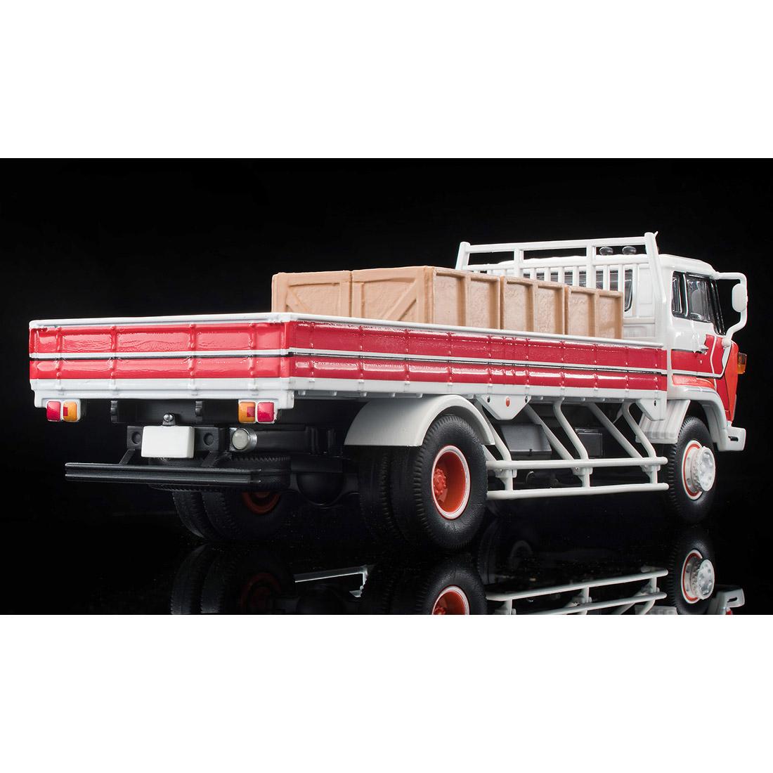 トミカリミテッド ヴィンテージ ネオ TLV-NEO『LV-N44d 日野KB324型トラック(赤/白)』ミニカー-009