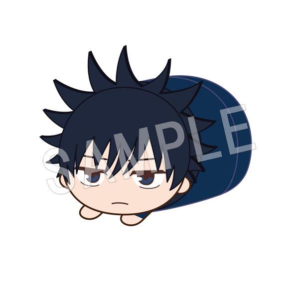呪術廻戦『呪術廻戦 もちころりん』ぬいぐるみマスコット 6個入りBOX-002