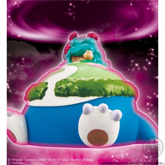 【食玩】ポケモン『キョダイマックスポケモンキッズ』可動フィギュア 10個入りBOX-004