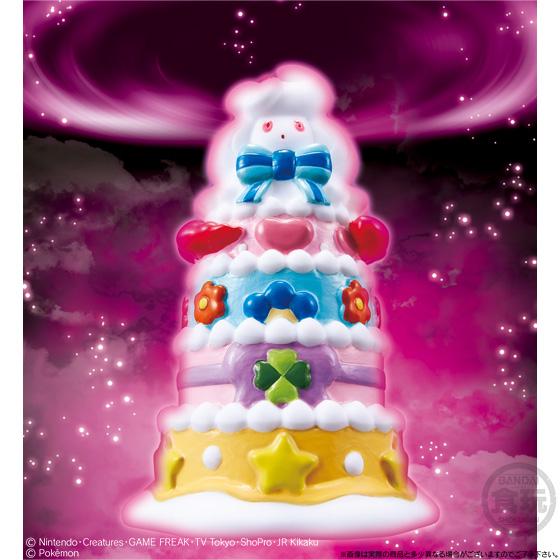 【食玩】ポケモン『キョダイマックスポケモンキッズ』可動フィギュア 10個入りBOX-007