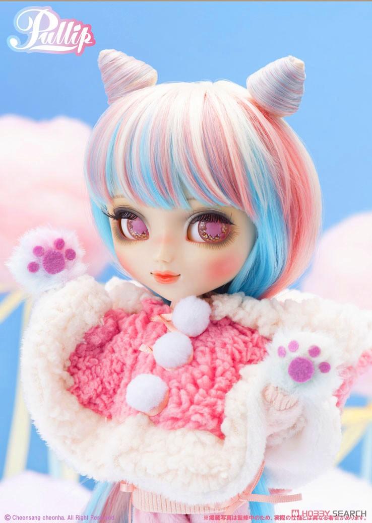 Pullip プーリップ『Fluffy CC(フラッフィー コットンキャンディ)』完成品ドール-003
