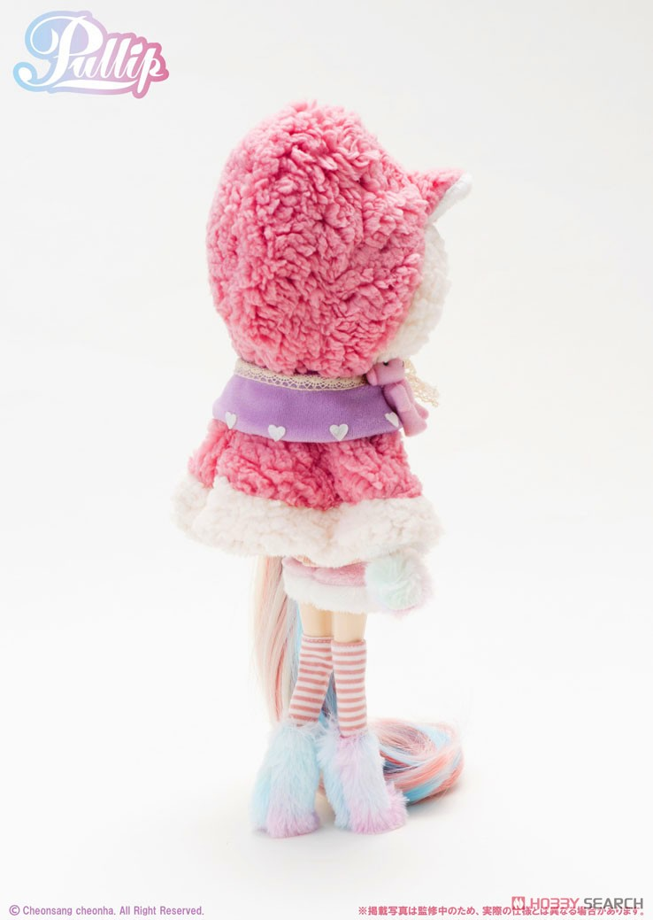 Pullip プーリップ『Fluffy CC(フラッフィー コットンキャンディ)』完成品ドール-005
