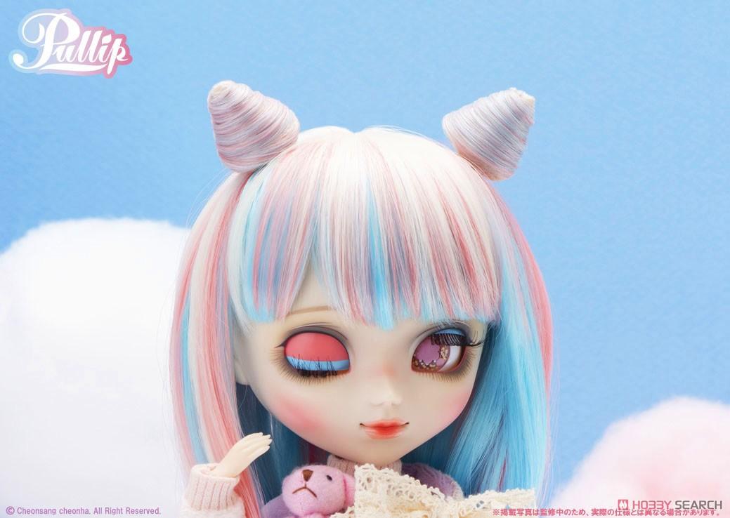 Pullip プーリップ『Fluffy CC(フラッフィー コットンキャンディ)』完成品ドール-007