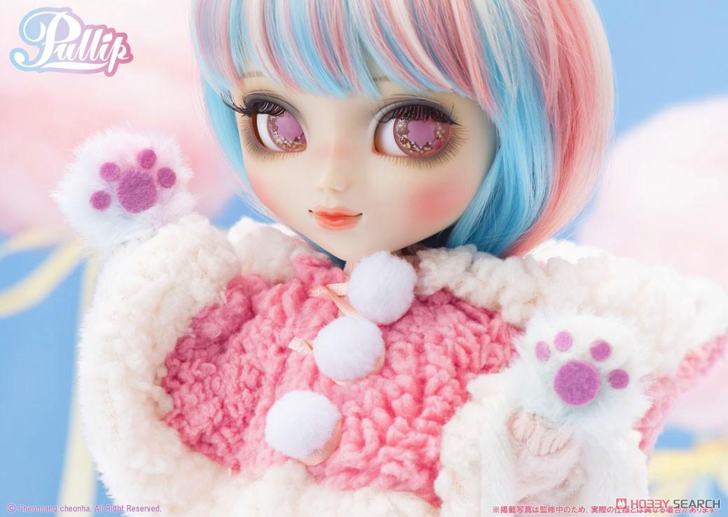 Pullip プーリップ『Fluffy CC(フラッフィー コットンキャンディ)』完成品ドール-008