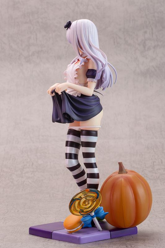 コミック阿吽『Alice illustration by 深崎暮人 Gothic ver.』1/6 完成品フィギュア-003