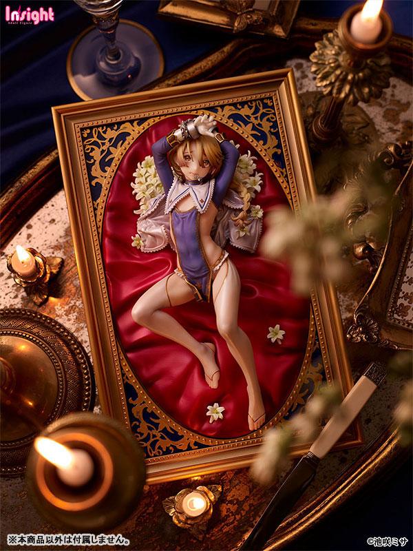 池咲ミサ氏オリジナルキャラ『ジャンヌくん』1/8 完成品フィギュア-015