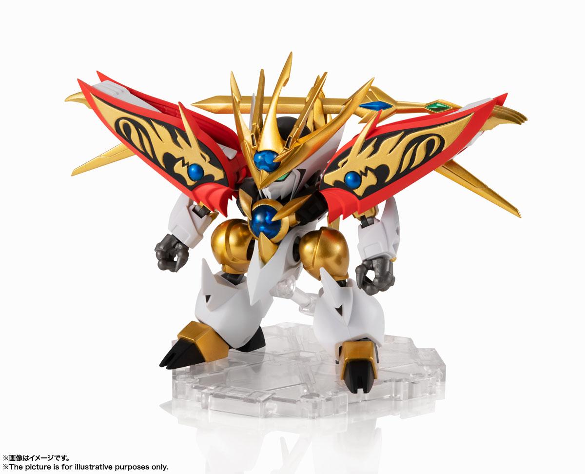 NXEDGE STYLE[MASHIN UNIT]『煌龍丸』魔神英雄伝ワタル 可動フィギュア-001