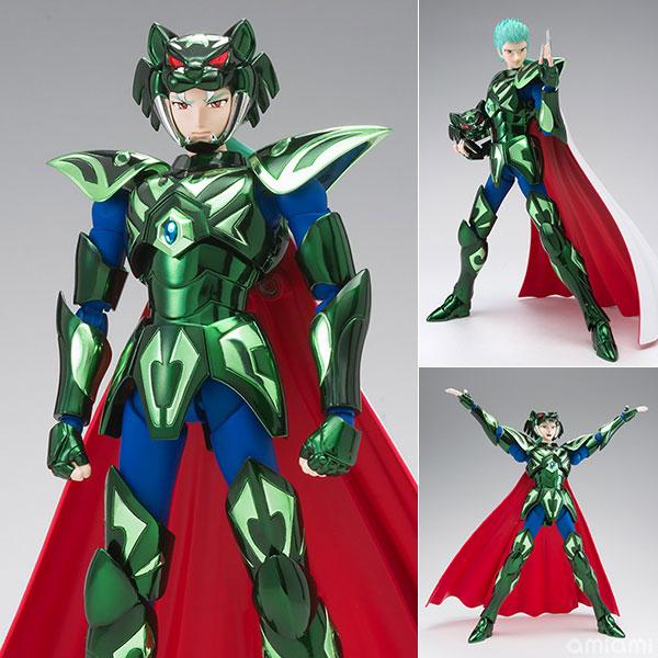 聖闘士聖衣神話EX『ゼータ星ミザールシド』聖闘士星矢 可動フィギュア