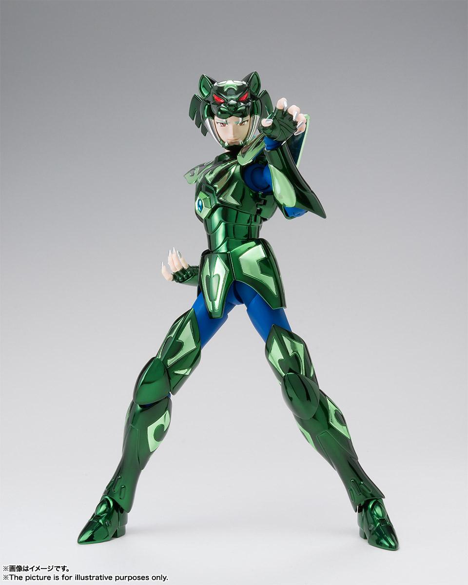 聖闘士聖衣神話EX『ゼータ星ミザールシド』聖闘士星矢 可動フィギュア-002